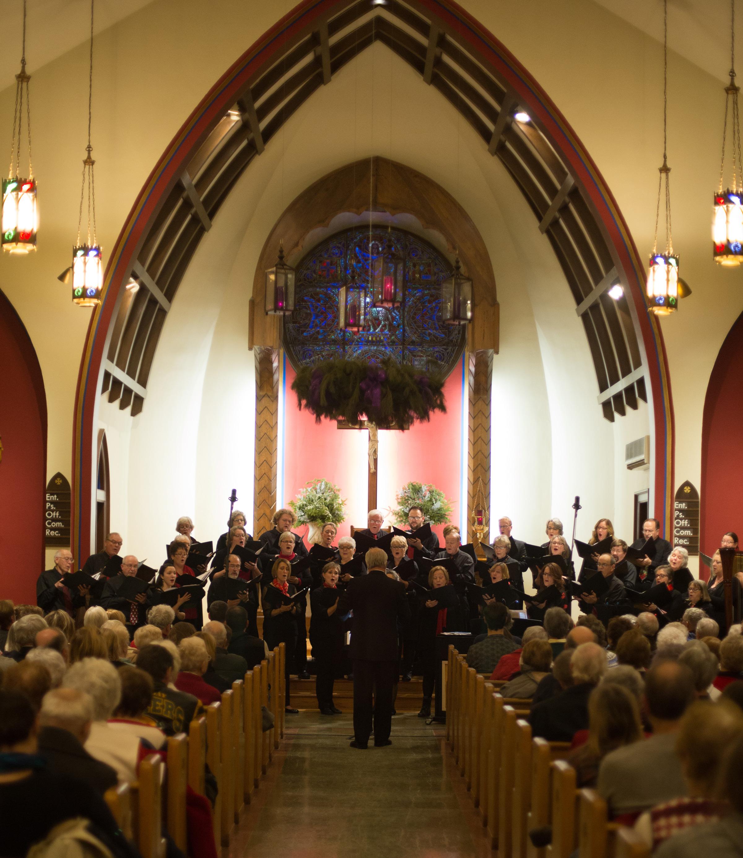 Bel Canto 2018 Christmas Concert