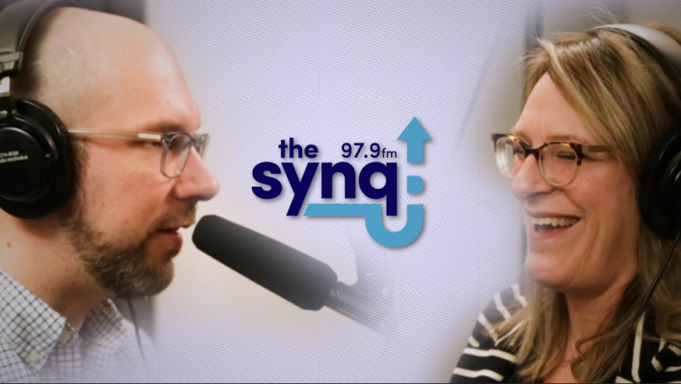 The SynqUp – Kriss Marion and Patrick Discuss Innovation