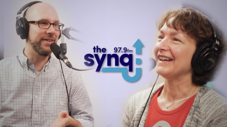 The SynqUp – Cathy Hauck and Patrick Talk Mindfulness