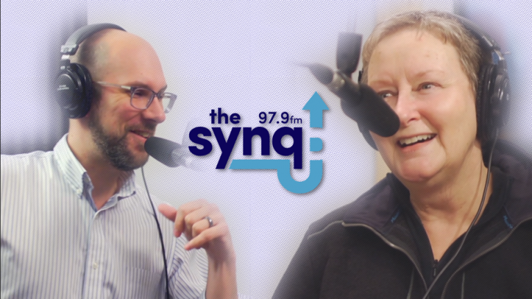 The SynqUp – Chris Wellington with Loaves & Fishes discuss community