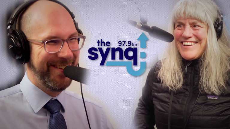 The SynqUp – Susan Lehnhardt and Patrick Talk All Things Water